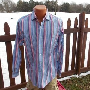 Polo by Ralph Lauren Mens Regent Shirt Size 16.5